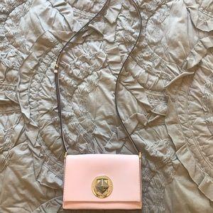 Small Light Pink Kate Spade Shoulder Bag